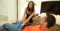 Anna Morna trombata a dovere fino al orgasmo vaginale