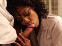 Misty Stone viene pagata per del sesso estremo